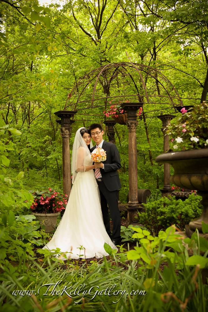 Wedding Photography Programs: Private Gardens For Photography Venue